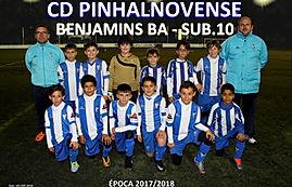 CD Pinhalnovense-Pinhal Novo-Futebol