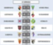8ª Jornada - Campeonato Nacional Juniores B - Série D