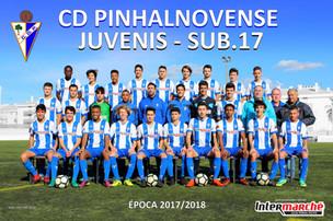 CDP JUVENIS Sub.17 CAMPEÕES !!!