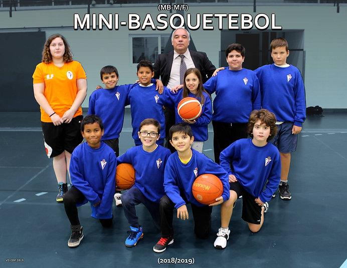 Mini-Basquetebol M/F