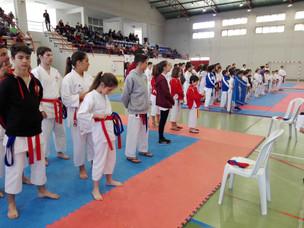 1º Torneio Karaté Road To FSKA organizado pelo CD Pinhalnovense - Resultados