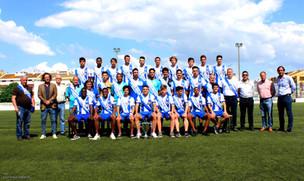Juvenis Sub.17 - Campeões!!! Entrega das Faixas