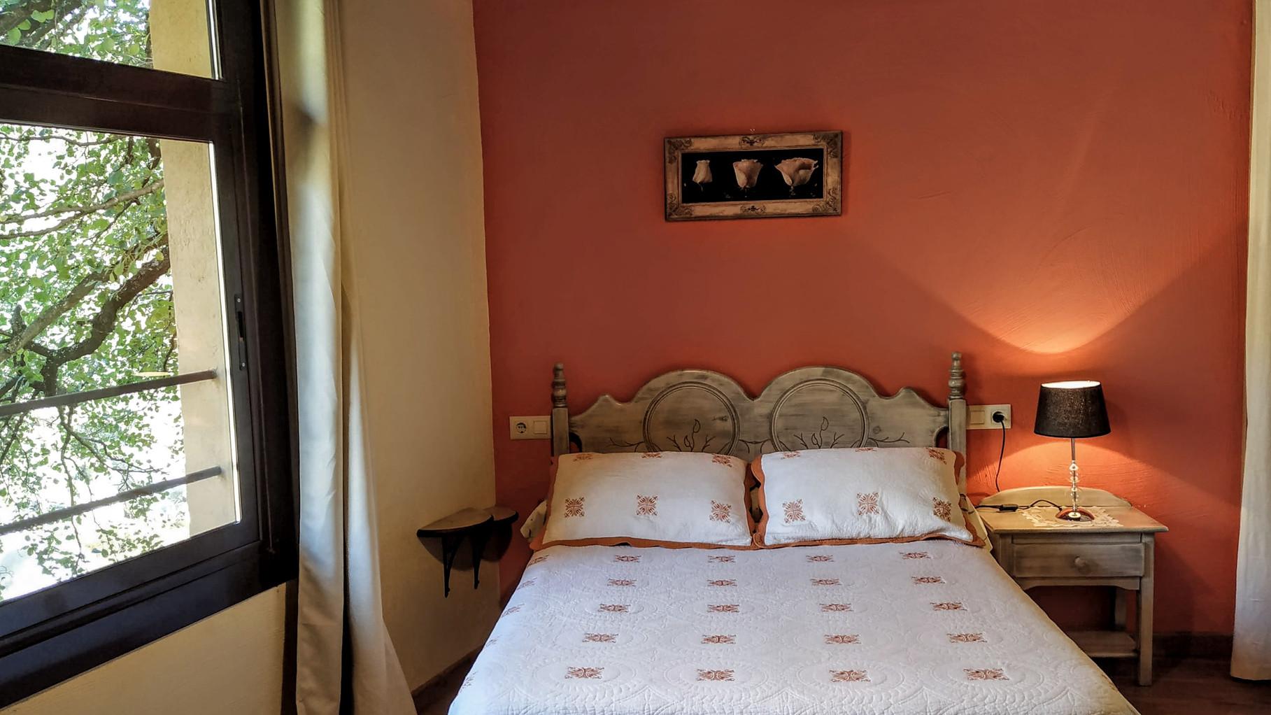 Dormitorio Casa Rural Molino
