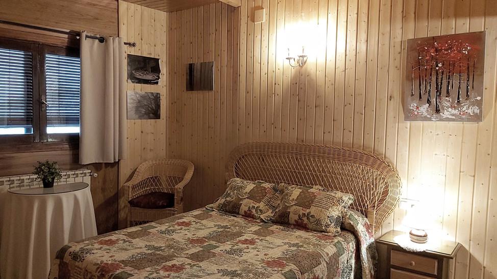 Dormitorio Casa Rural La Casona