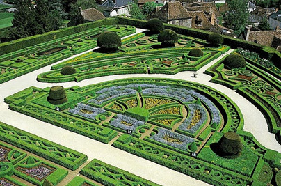 Jardin de Hautefort
