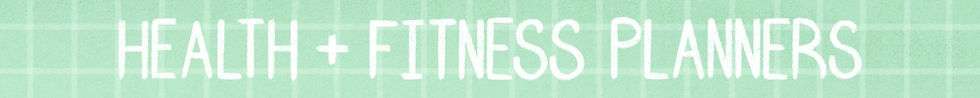 HEALTH & FITNESS PLANNERS.jpg