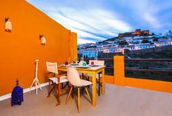Casa Amarela - varanda
