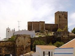 #Castelo de Mértola#