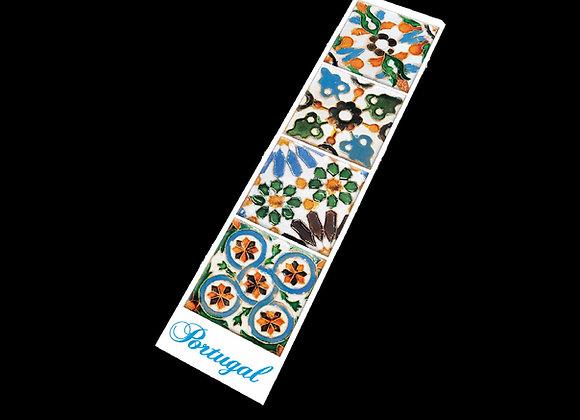 Marcador Azulejos Hispano-Árabes