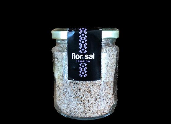 Flor de Sal com Tomilho
