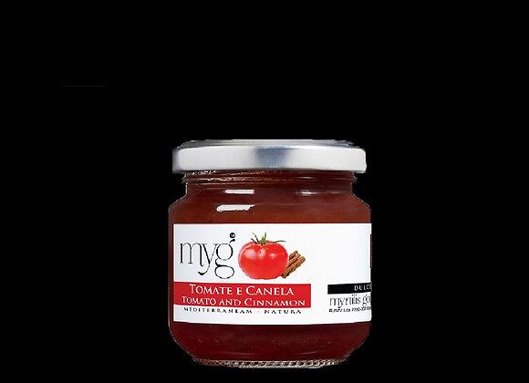 Doce de Tomate e Canela