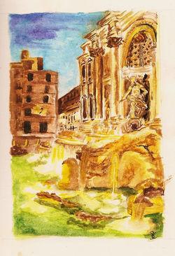 Trevi Fountain (Rome)