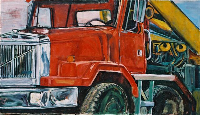 Long Red Truck, 2002