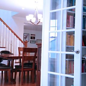 Medford attic and second floor
