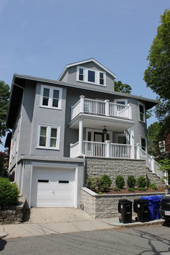 Brookline attic and dormers