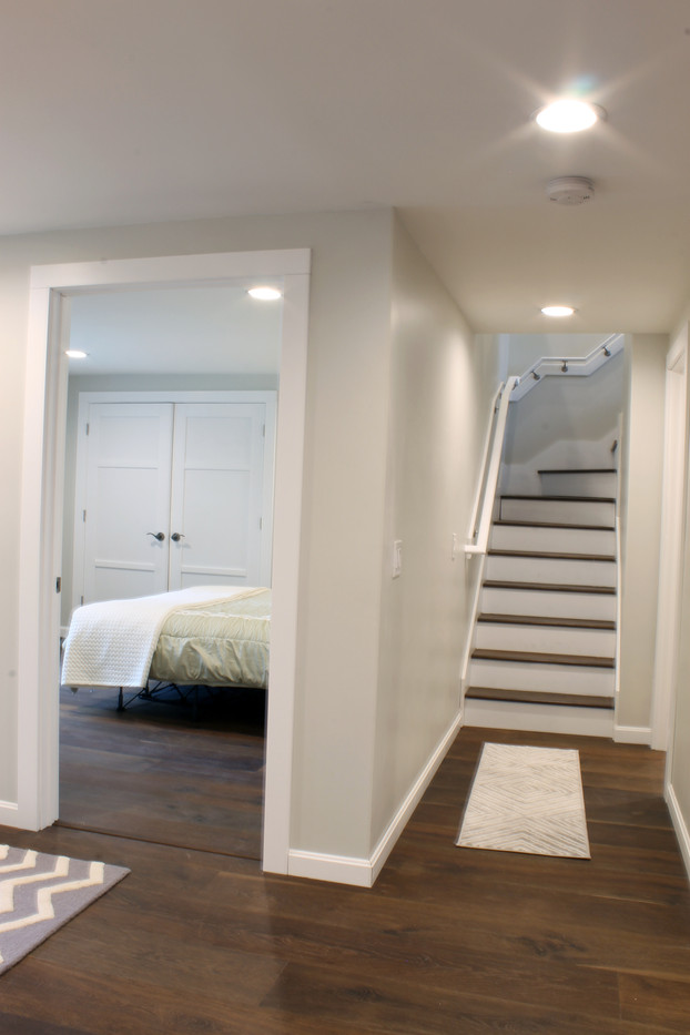 Belmont hill gut renovation