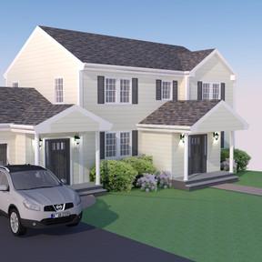 Needham addition and renovation