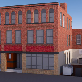 Lynn factory conversion to apartments