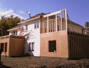 New construction addition