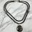 Thumbnail: Sterling Silver Labradorite Necklace