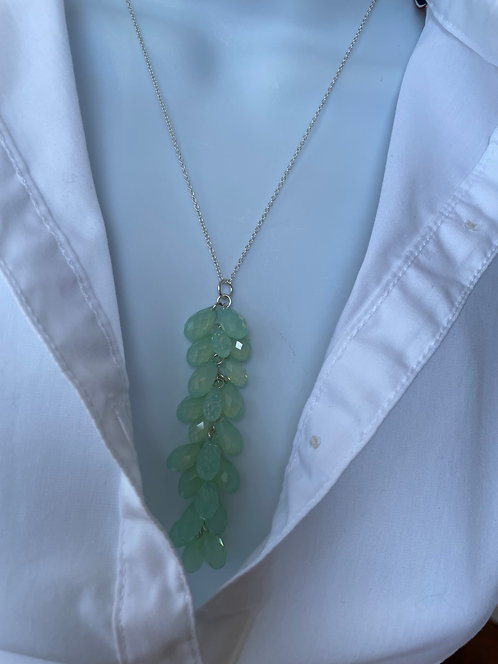 Swarovski Opal Necklace