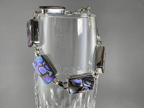 Abalone Rectangle Bracelet