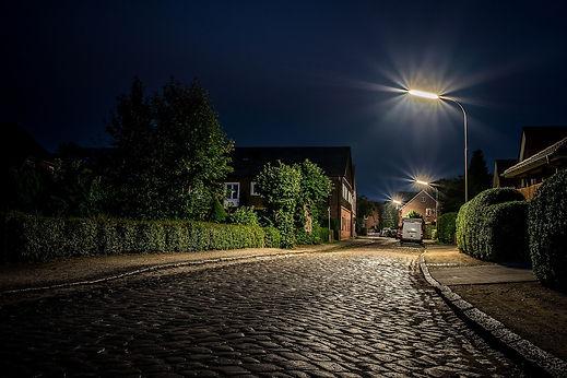 Section 38 Street Lighting Design