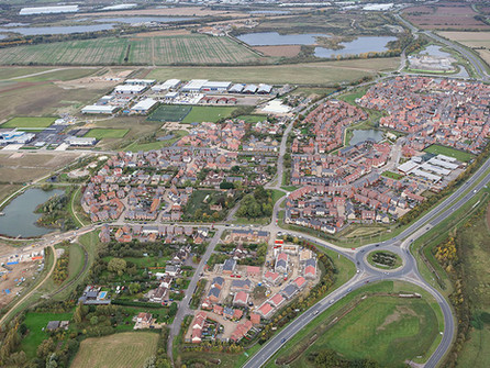 Wixams Housing Development