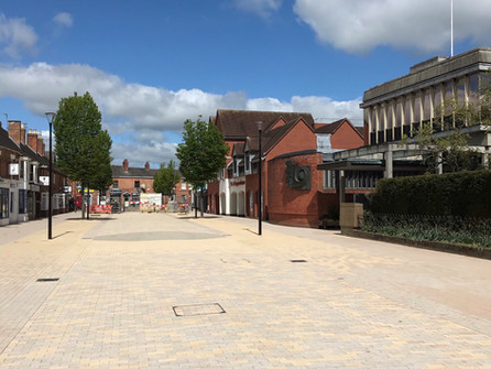 Upper Henley Street, Stratford Upon Avon