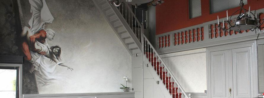 Aronson peinture intérieure décorative