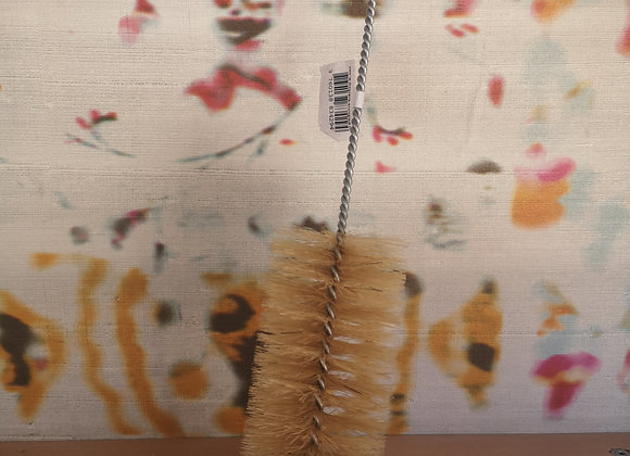Brosse goupillon soie/ coton