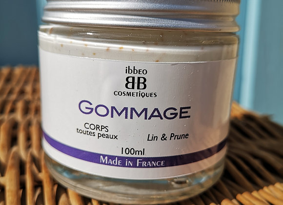 Gommage corps 100ml