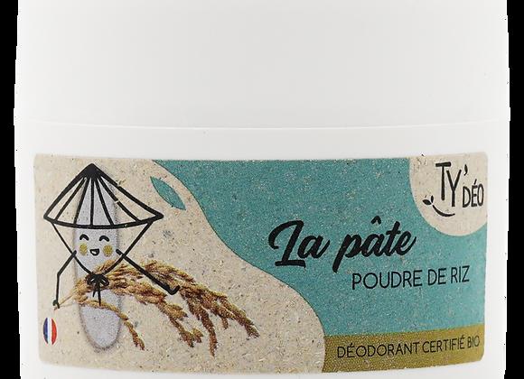 Déodorant Ty'Déo Poudre de riz 70g