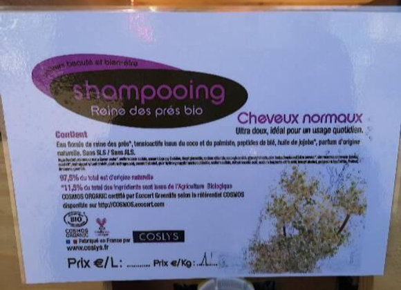Shampoing Reine des prés 500g