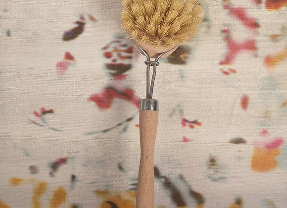Brosse vaisselle en bois