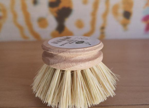Recharge brosse vaisselle fibre d'agave