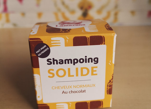 Shampoing solide Lamazuna cheveux normaux 55g