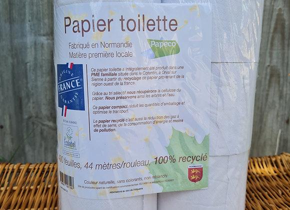 6 Rouleaux de papier toilette