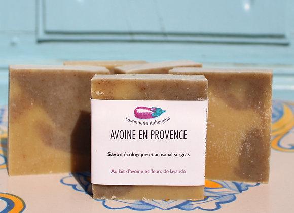 Savon Avoine en Provence 100g