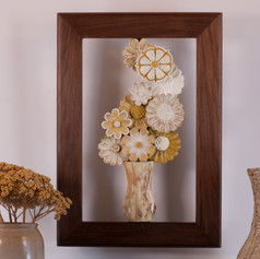 Wall Blend Flowers
