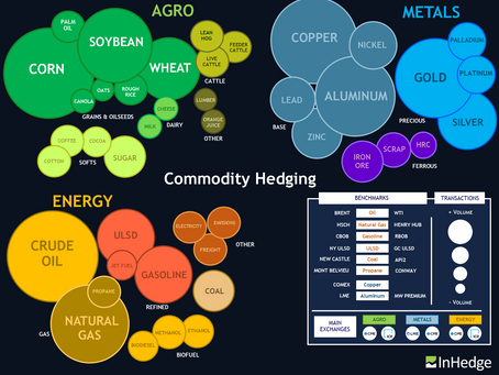 Commodity Hedging Infographic