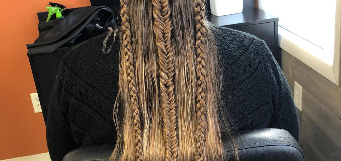 Hair by Kacie