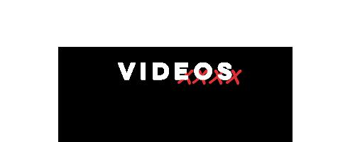 Início da seção de vídeos