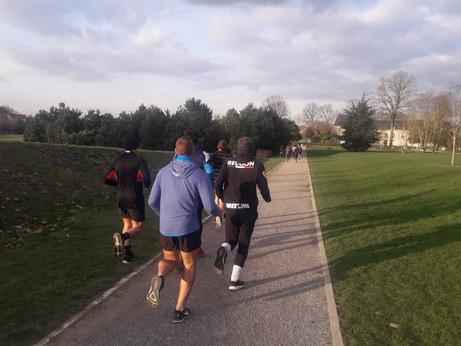 En route pour les championnats de France jeunes 2019