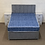 Thumbnail: 4' Water Resistant Divan (SMALL DOUBLE)