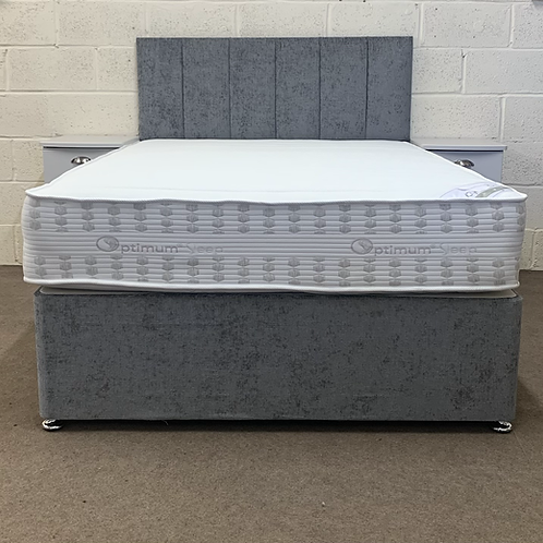 4' Op Ortho Divan (SMALL DOUBLE)
