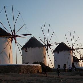 Grecia: Combinato Mykonos-Syros