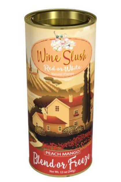 Wine Slush Peach Mango Blend - 12 servings