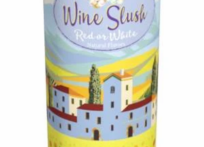Wine Slush Berry Pomegranate Blend - 12 servings