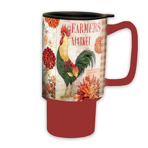 Farmer's Market Ceramic Travel Mug